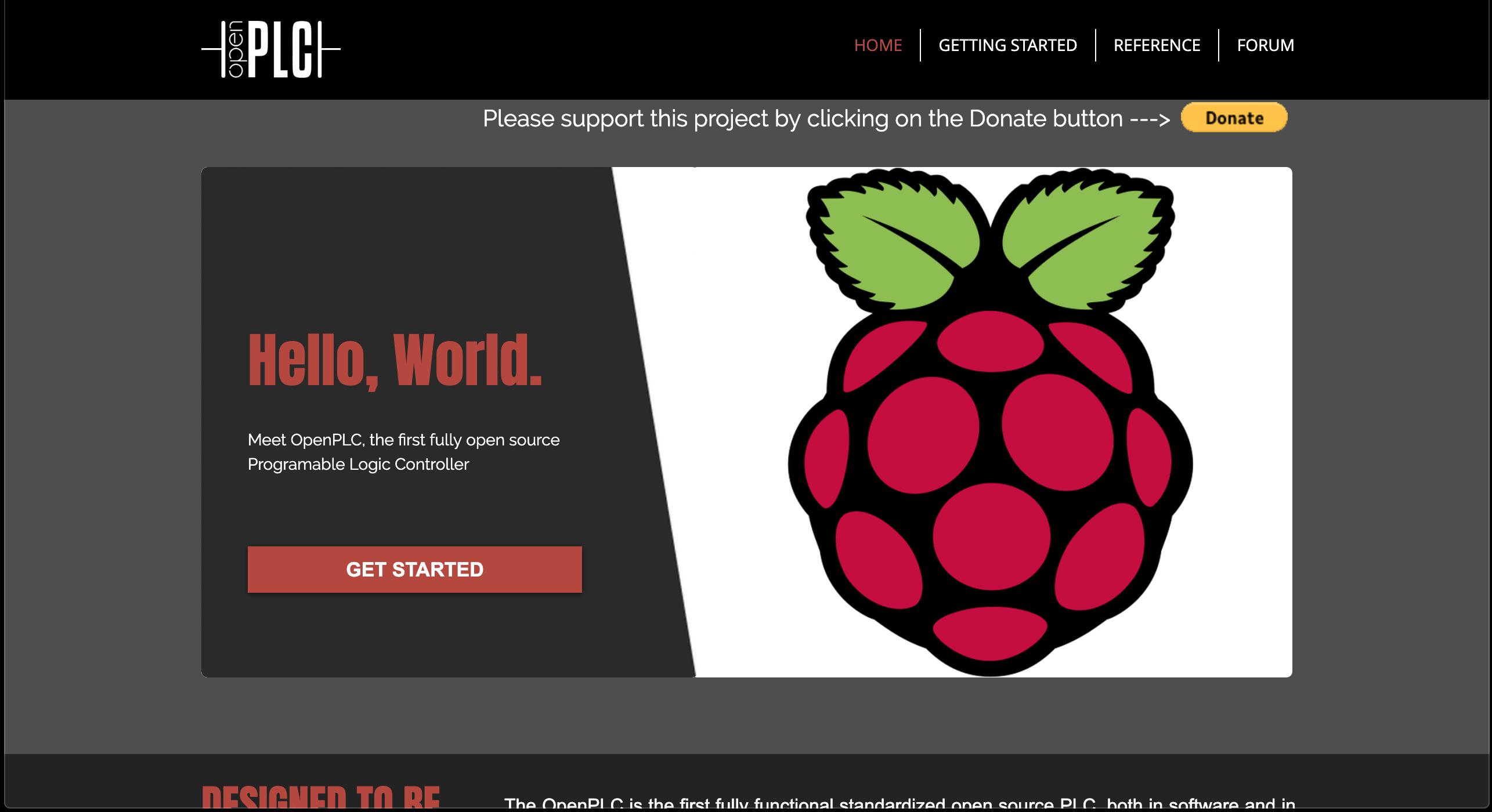 PLCを使ってRaspberry Piを制御する。OpenPLCの紹介 – Isaax Camp