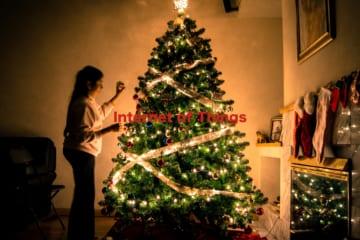 IoT + Christmas + 正月
